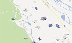 Morino Lodge - Hakuba Map