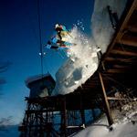 Skiing-Tsugaike-Kogen