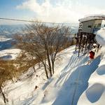 Tsugaike-skiing