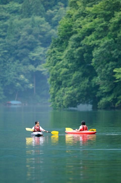 Hakuba Canoeing