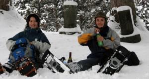 Hakuba Snowshoeing