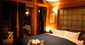 Hakuba Big Bear Chalet Western Room