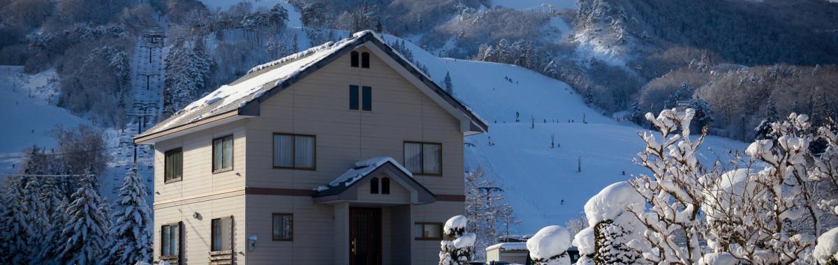 Solitude Chalet - Morino Lodge   Accommodation In Hakuba Japan   Lodges & Chalets   Skiing & Snowboarding