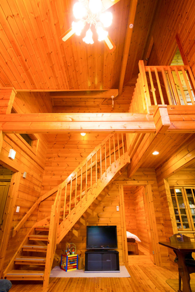 Bamboo Chalet Morino Lodge Accommodation In Hakuba