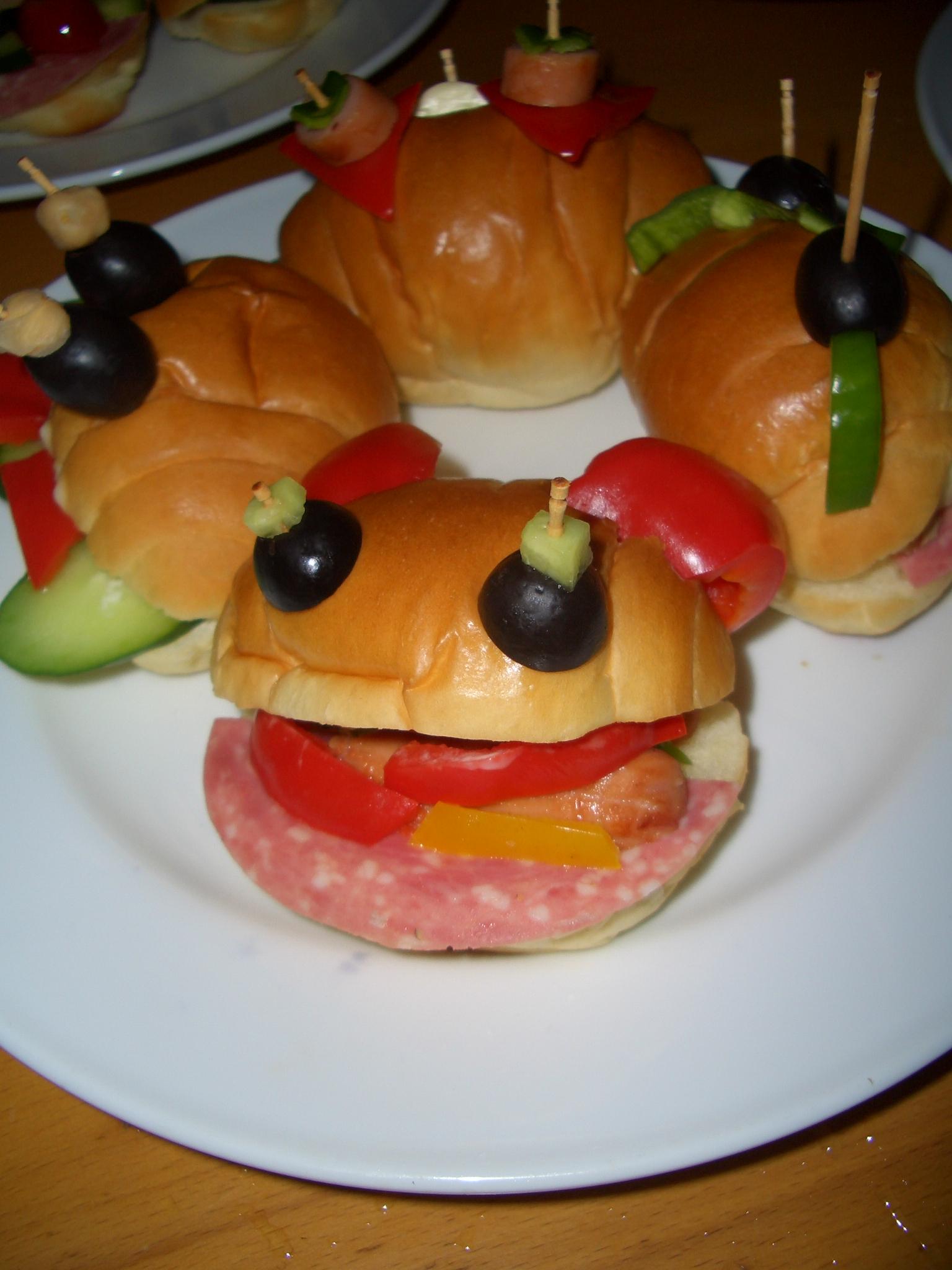 Bug rolls - Thanks Mami