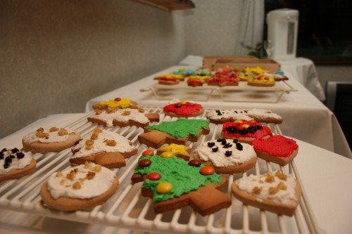 It wouldnt be Christmas without Cookies for Santa