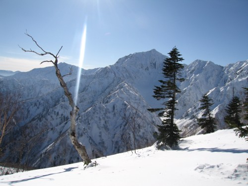 View from Hakuba